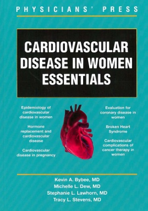 Cardiovascular Disease In Women Essentials Book Cover