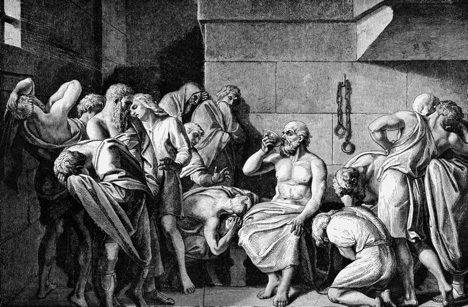 Socrates Drinking the Conium - Near-Death Experiences - MedHelp