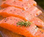 Salmon Picture - 13 Fat-Fighting Foods - Healthy Living - MedHelp