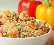 Quinoa Picture - 13 Fat-Fighting Foods - Healthy Living - MedHelp