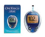 OneTouch Ultra2 Blood Glucose Meter