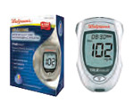 Walgreens True Result Blood Glucose Meter