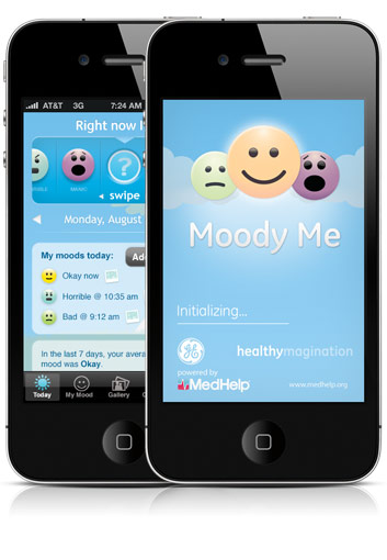 Download iPhone Mood Diary Application