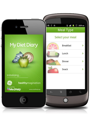 Download iPhone Weight Loss Application