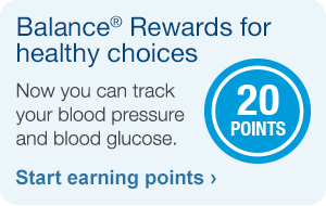 Diabetes Rewards Promo